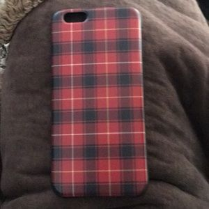 Belkin plaid iPhone 7case
